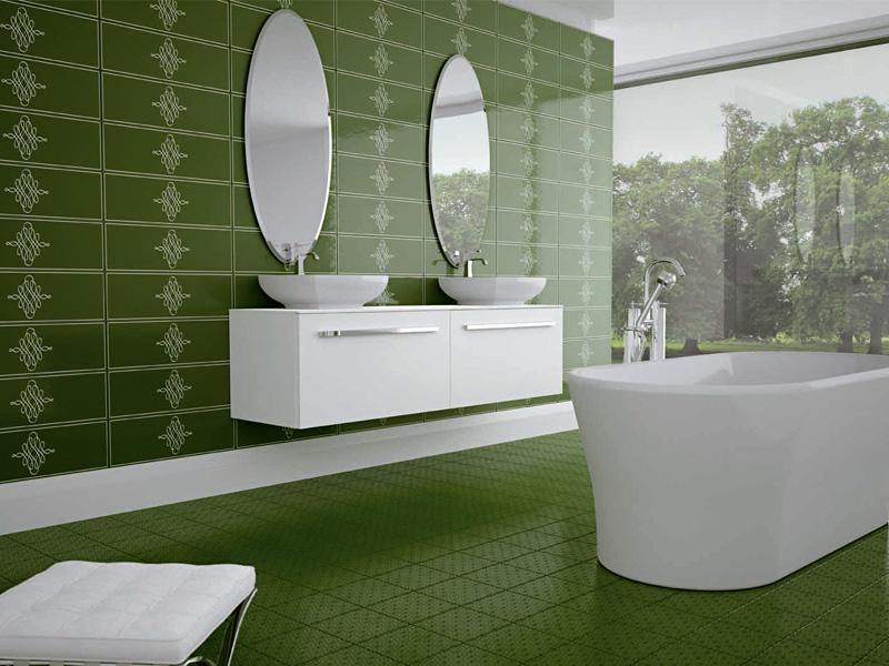 Banyo fayansı sudan etkilenmeyen dayanıklı fayanslardır. fayans tamiri, fayans yenilemelerinde kullanılır.